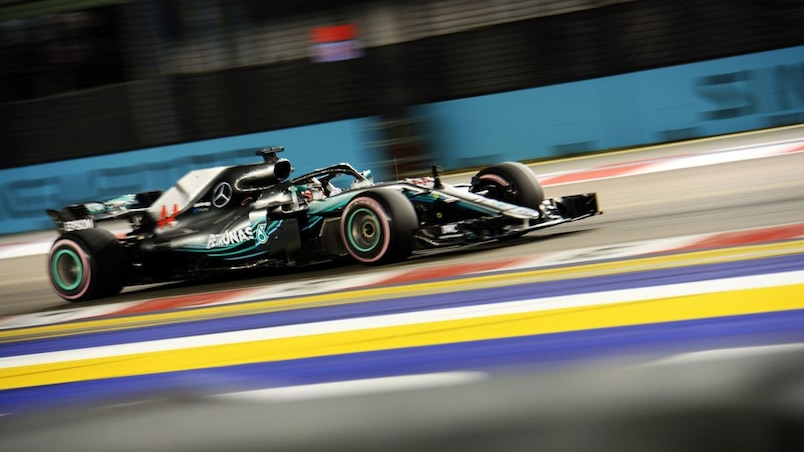 GP de Russie: Hamilton à l'attaque, Vettel en défense