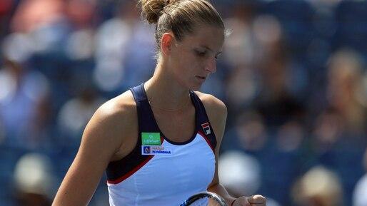 Coupe Rogers: Kerber humiliée, Pliskova avance