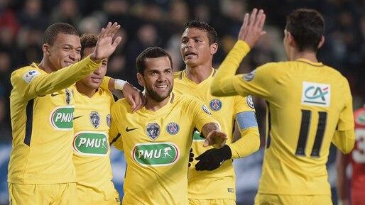 Le PSG reprend sur les terres du surprenant Nantes