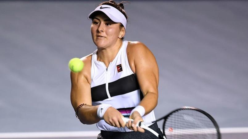 Bianca Andreescu obtient un laissez-passer à Indian Wells