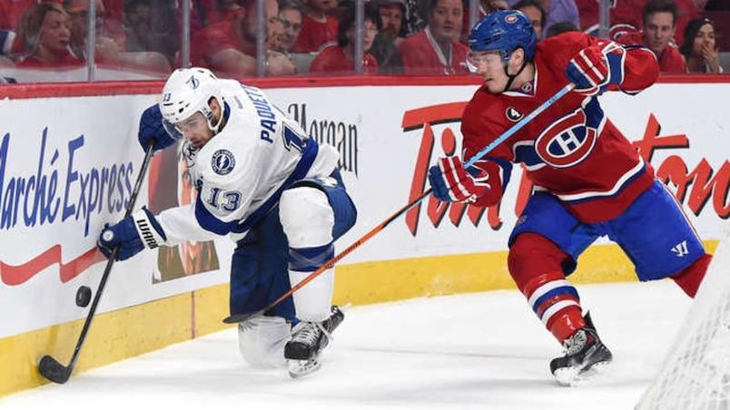 Paquette a grandi de son erreur face aux Canadiens