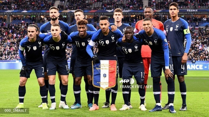 Euro 2020 : la France dans l'eau chaude dès le départ?