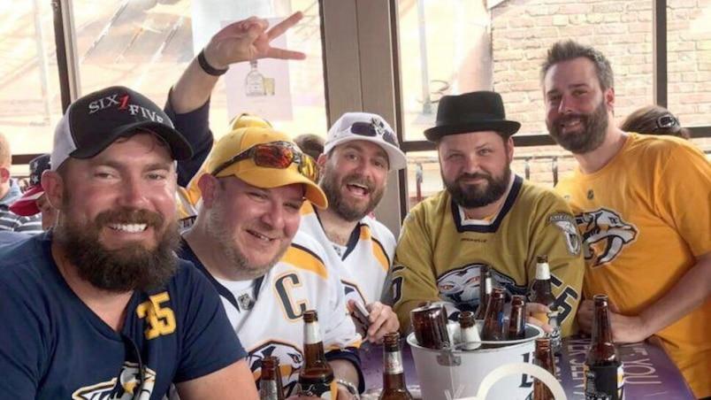 Cinq gars, 115 bières et une facture de 1127$!