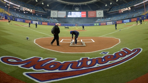 Baseball: un concurrent majeur pour Montréal?