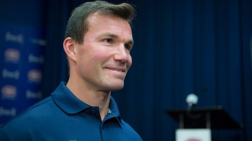 Luke Richardson nommé entraîneur adjoint des Canadiens