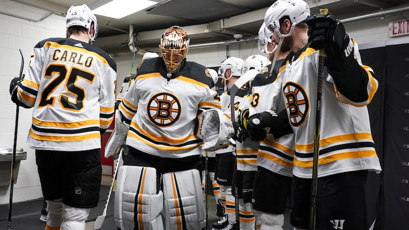 Le joueur le plus utile des Bruins?