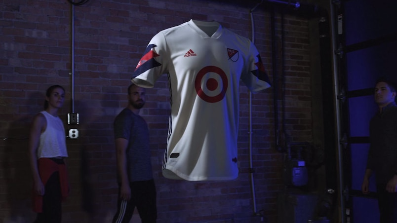 Match des étoiles de la MLS: le chandail dévoilé