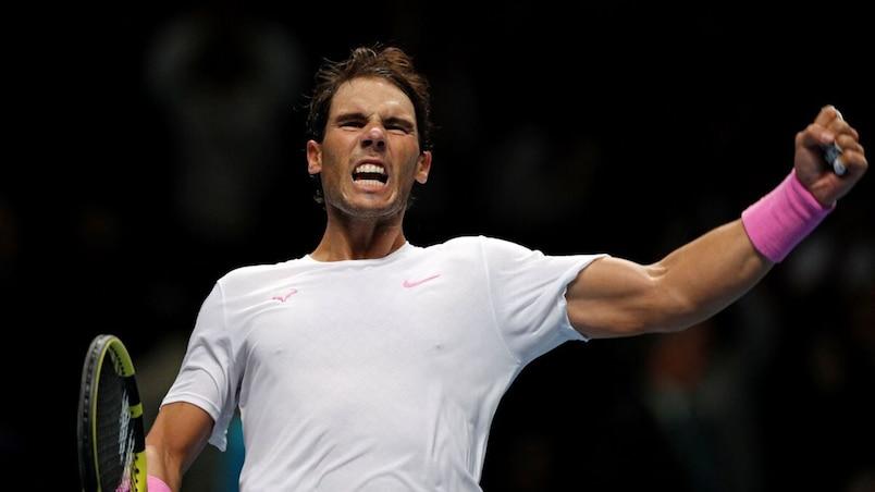 Quelle remontée de Rafael Nadal!