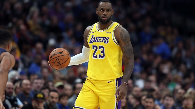 LeBron James, le 1er depuis «Magic» Johnson