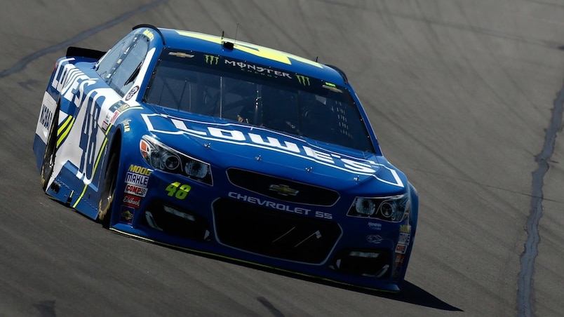 NASCAR : prolongation de contrat pour Jimmie Johnson