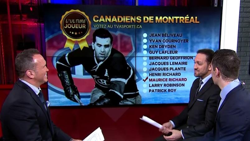 L'ultime joueur des Canadiens