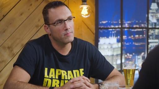 Pat Laprade visite le Kevin Raphael Show