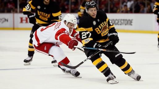 Les Bruins font confiance à Austin Czarnik
