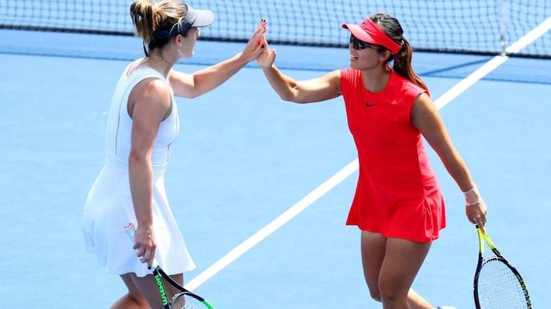 Wimbledon: Gabriela Dabrowski en demi-finale du double