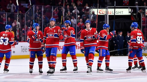 Coupe Stanley: le CH en meilleure position que les Leafs et le Lightning?