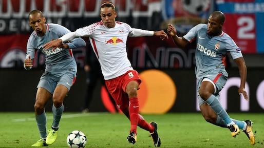 Ligue des champions : Monaco se rassure