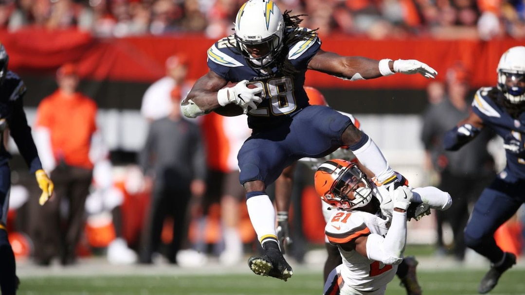 FBN-SPO-LOS-ANGELES-CHARGERS-V-CLEVELAND-BROWNS