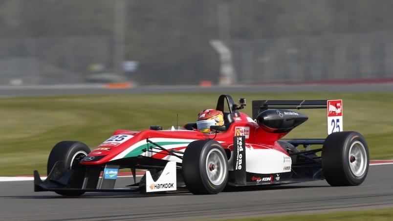 Photo © FIA Formula 3 European Championship