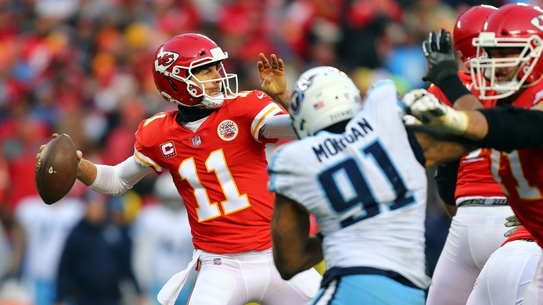 SPO-FBN-WILD-CARD-ROUND---TENNESSEE-TITANS-V-KANSAS-CITY-CHIEFS