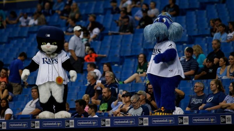 Kansas City Royals v Tampa Bay Rays