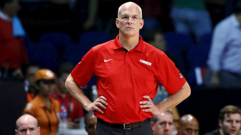 L'entraîneur-chef Lee Triano