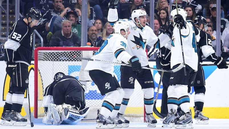 SPO-HKO-HKN-SAN-JOSE-SHARKS-V-LOS-ANGELES-KINGS---GAME-FIVE