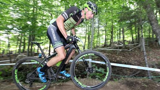 Raphael Gagne, Gars elite, Cross Country olympique Coupe du mond
