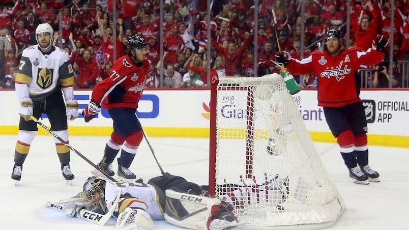 Finale de la Coupe Stanley: un p'tit 2$ sur les Caps?