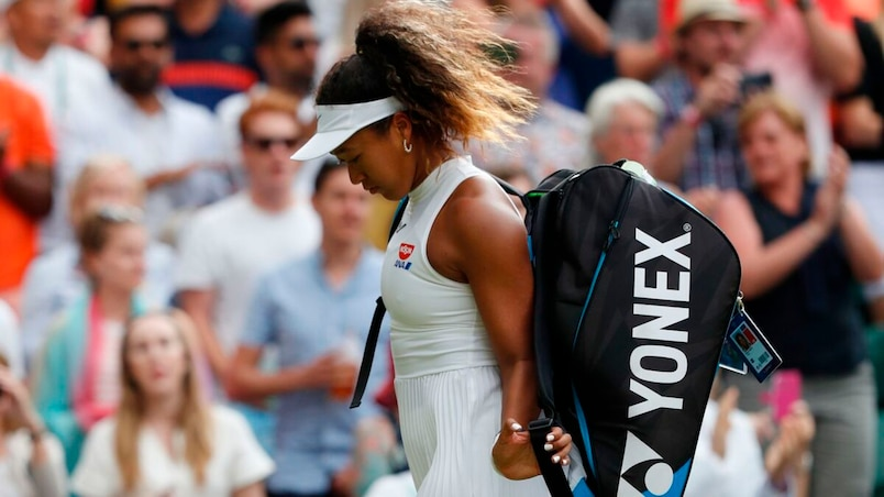 Naomi Osaka n'aimait plus le tennis