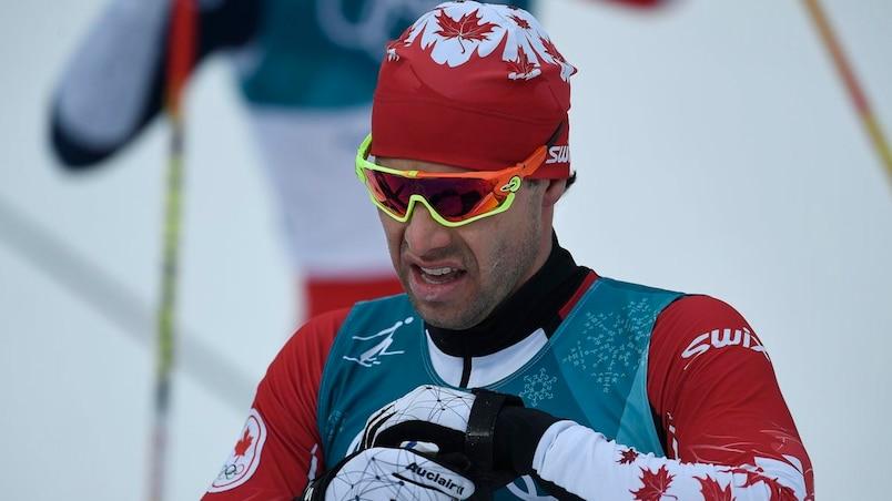 Olympiques: Alex Harvey éliminé lors des qualifications du sprint
