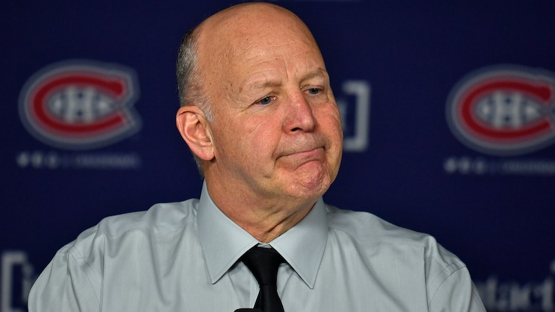 «Pas de tes affaires!» - Claude Julien