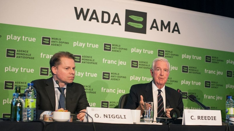 The World anti-doping agency�s (WADA) foundation board meeting in Montreal
