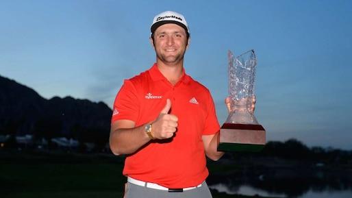Jon Rahm grimpe au 2e rang du classement de la PGA