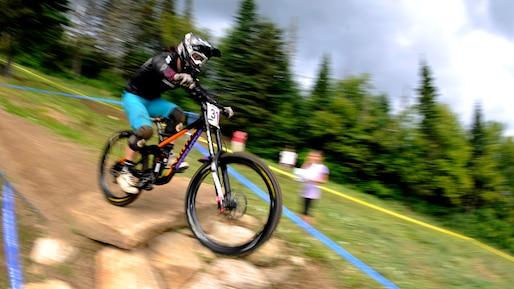 Velerium Coupe du monde de Vélo de montagne au Mont St-Anne