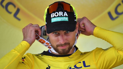 Tour de France: coup double pour Peter Sagan