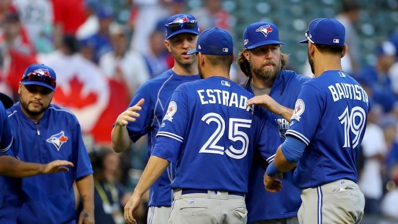 Division Series - Toronto Blue Jays v Texas Rangers - Game One