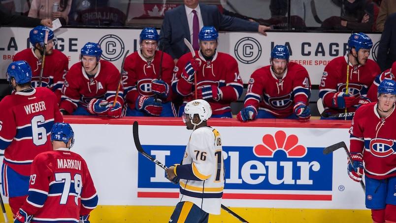 P.K. Subban soulèverait la coupe Stanley à Montréal
