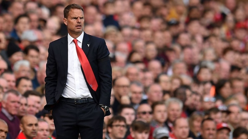 Crystal Palace limoge son entraîneur