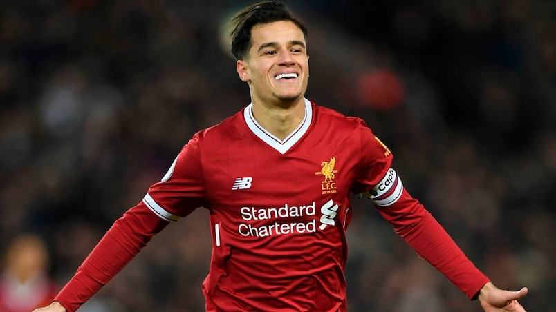 Philippe Coutinho rejoint Barcelone