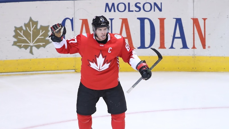 #CMH2016: Sidney Crosby, le chef d'orchestre
