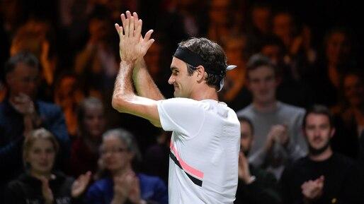 Une autre finale pour Roger Federer