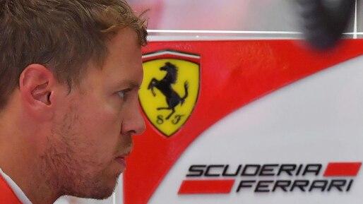 Sebastian Vettel chez Ferrari pour y rester