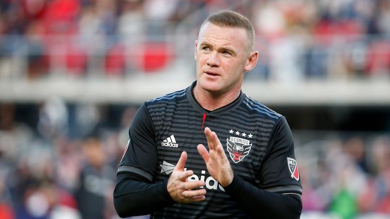 Wayne Rooney ne veut pas s'en aller