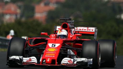 F1: position de tête pour Sebastian Vettel, Lance Stroll 17e en Hongrie