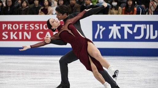 Forte représentation canadienne en patinage artistique