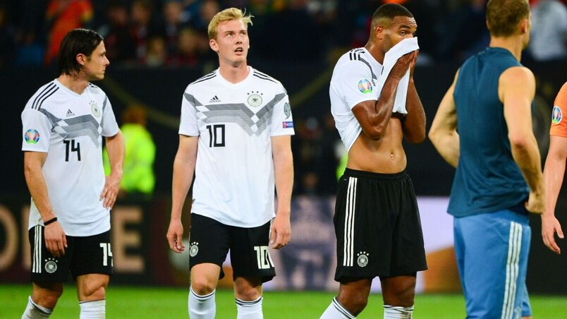 Euro 2020: l'Allemagne pour rebondir, la Belgique pour s'envoler