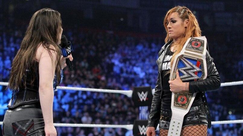 Cette semaine dans l'univers de la WWE : Becky Lynch, la MVP 2018