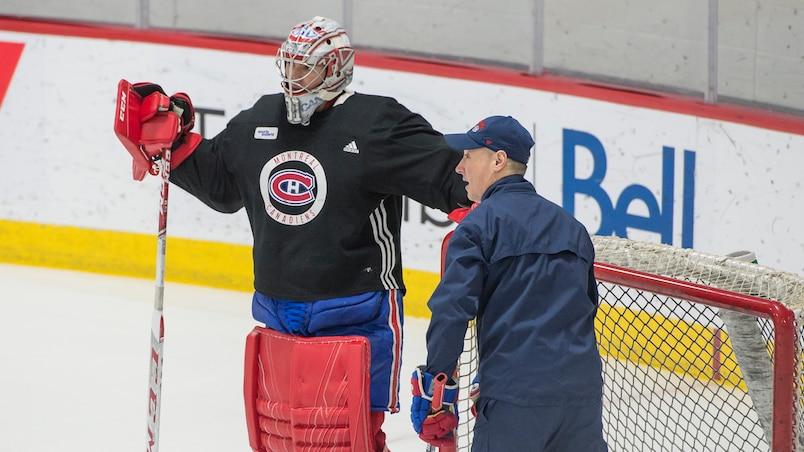 Canadiens pratique