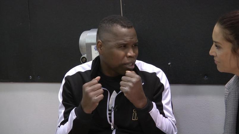 Adonis Stevenson honoré par le WBC