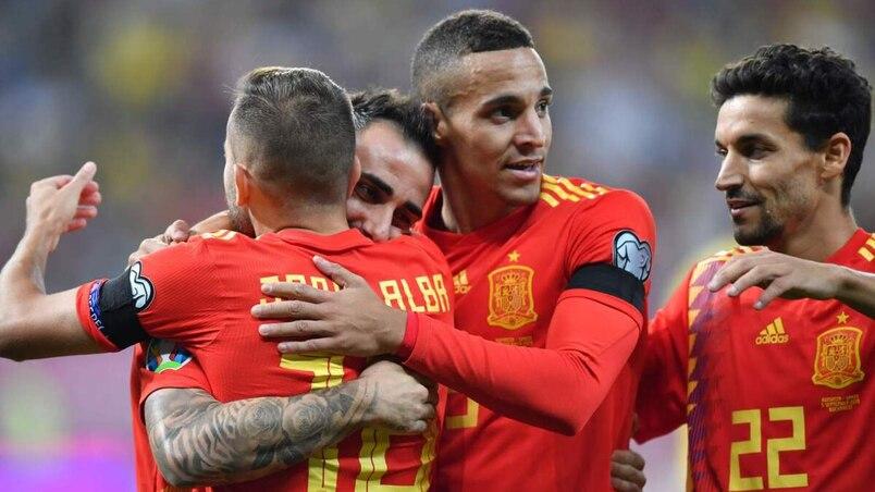 Euro 2020: l'Espagne gagne avec brio en Roumanie
